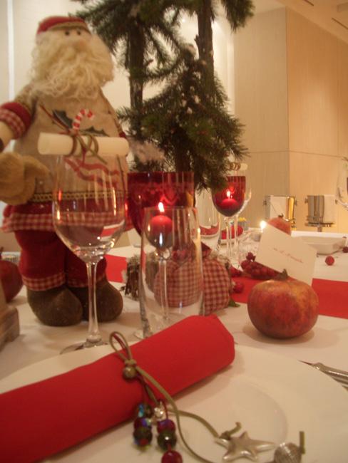 Χριστούγεννα στο εστιατόριο Μύλος